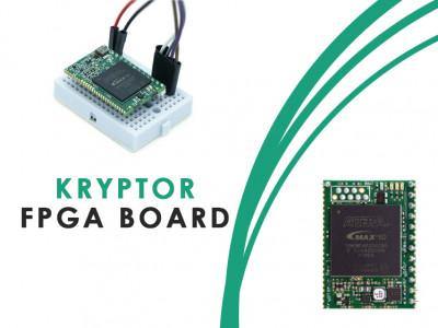 Kryptor: аппаратный модуль безопасности для встраиваемых систем
