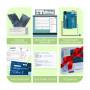 Набор стартовый средний с платой Arduino-совместимой Uno R3