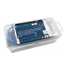 Набор с платой Arduino-совместимой Uno R3, макетной платой и проводами
