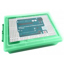 Набор датчиков для Arduino-проектов (5 штук) зелёный кейс