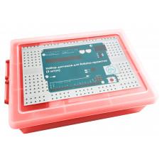 Набор датчиков для Arduino-проектов (5 штук) красный кейс