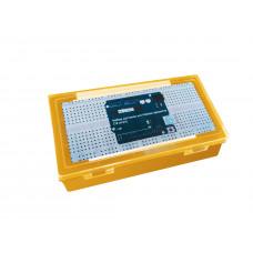 Набор датчиков для Arduino-проектов (12 штук) желтый кейс