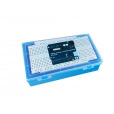 Набор датчиков для Arduino-проектов (15 штук) синий кейс