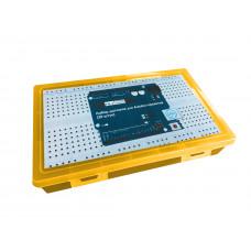 Набор датчиков для Arduino-проектов (20 штук) жёлтый кейс