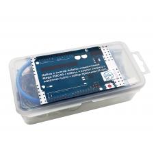 Набор с платой Arduino-совместимой Mega 2560 R3, макетной платой, корпусом и проводами
