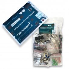 Набор стартовый средний с платой Arduino-совместимой Uno R3 CH340G